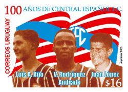 100 años de Central